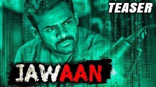 Jawaan (2018) Hindi Dubbed Teaser | Sai Dharam Tej, Mehreen Pirzada