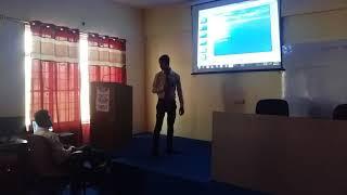 Smsit Students In  Seminar