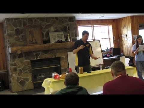 Peanut Butter & Jelly Lesson
