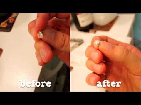 How to Clean Your Jewelry With Household Items!