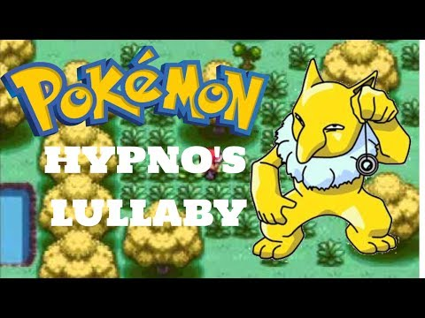THE CREEPIEST POKEMON ROM HACK EVER?! // Pokemon Hypno's Lullaby CreepyPasta Gameplay DOWNLOAD LINK
