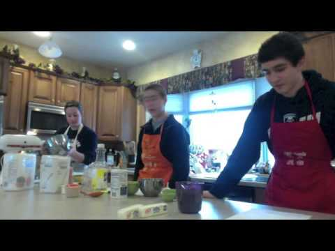 Spanish 3 Project-How to make chocolate chip cookies