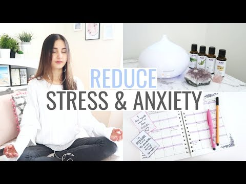 How To Reduce Stress & Anxiety⎮Practical & Best Tips