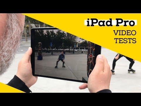 New iPad Pro 10.5 Video Tests