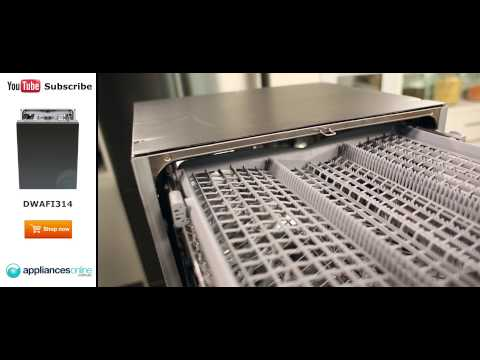 Smeg Dishwasher DWAFI314 Reviewed by product expert - Appliances Online