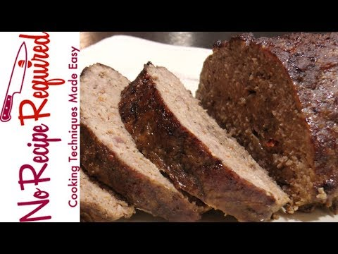 Bacon Meatloaf - NoRecipeRequired.com