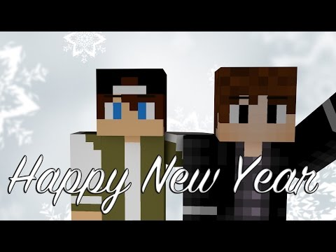 ★Happy New Year! 2017 - Minecraft Animation