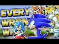 Everything Wrong With Sonic Generations In 15 Minutes