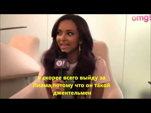 Jade from Little mix for Yahoo OMG (Rus Sub)