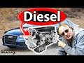 Why Not to Buy a Diesel Car (Diesel vs Gasoline Engine) - DIY with Scotty Kilmer