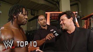 WWE Top 10 - Most Memorable WWE Debuts
