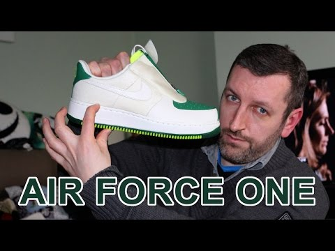 Nike Air Force One Sneaker Measurement