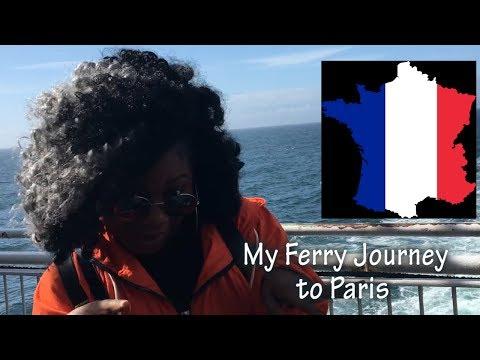 MY COACH & FERRY JOURNEY TO PARIS