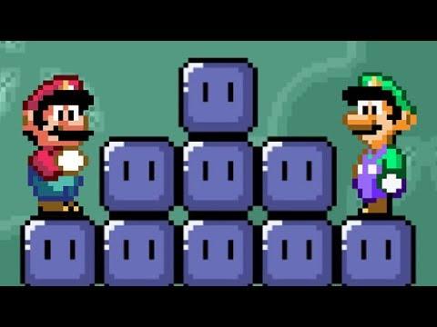 Super Mario World Co-Op Walkthrough - Part 5 - Forest of Illusion