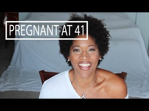 PREGNANCY AFTER 40 ~ TIPS FOR MOMMY AND BABY