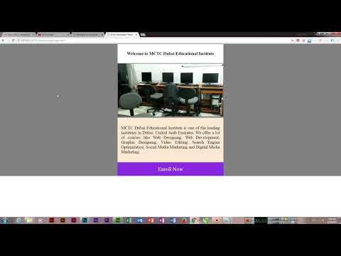 How to Design a Basic Email Template in Adobe Dreamweaver CC