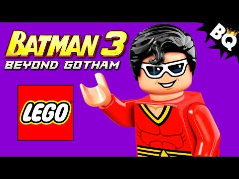 LEGO Batman 3 Beyond Gotham Plastic Man Promo Minifigure News