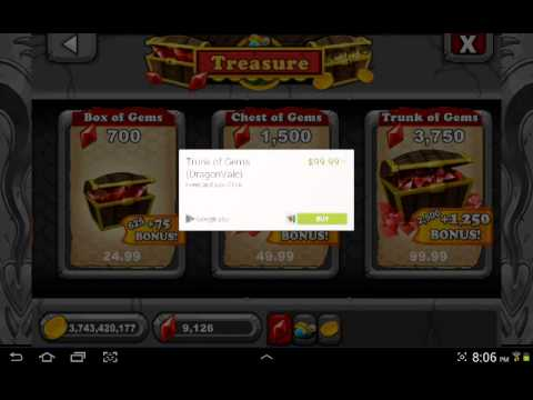 Android Root and DragonVale Hack