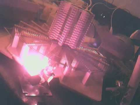 Tesla Flat Spiral Coil And