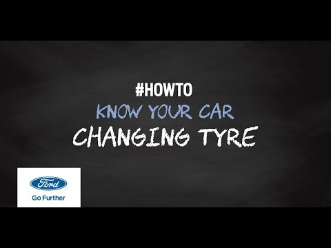 Know Your Car   Changing Tyre