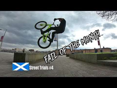 MIND THAT GAP | Fail of the month | Ricky Crompton | Street Trials