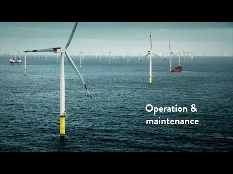 Course: Offshore wind operation and maintenance (trailer)