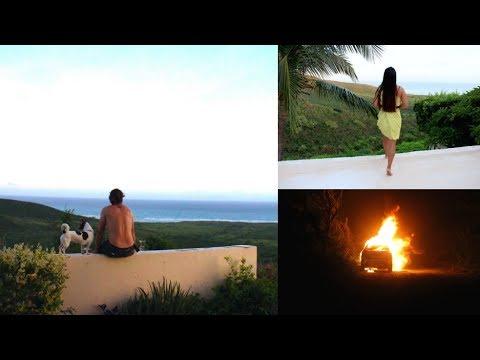 Saying Goodbye & Cars On Fire - St. Croix Hurricane Maria Vlog