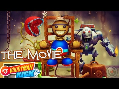 Buddyman: Kick (by Kick the Buddy) -THE MOVIE - Compatible with iPhone, iPad