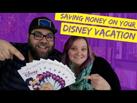 Saving Money on Your Disney Vacation :: Target Red Card Hack!