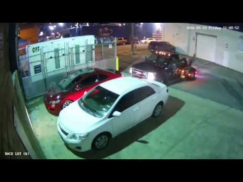 Parking violators get towed. Wait till you see the Corolla!
