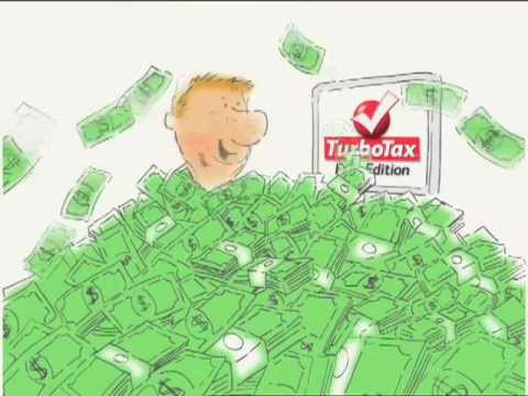 TurboTax Animated TV Commercial 60