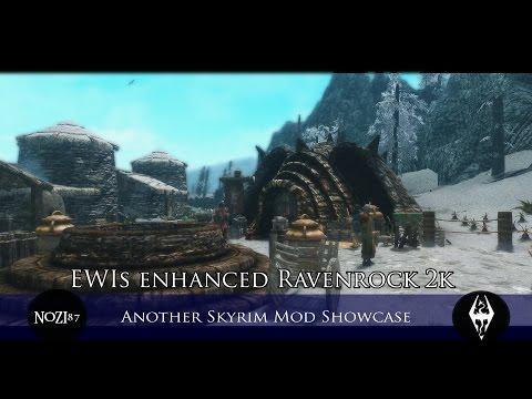 TES V Mods - EWIs enhanced Ravenrock 2k by ewi65