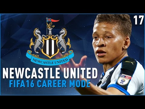 FIFA 16 | Newcastle Career Mode Ep17 - TRANSFER TARGETS ACQUIRED!!