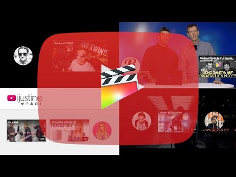 5 FCPX Tips for YouTube