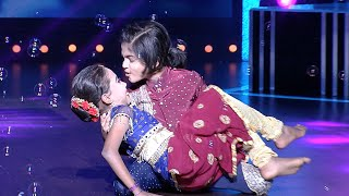 D5 Junior | Outside pair round - Aryan & Navya | Mazhavil Manorama