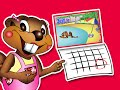 Months Of The Year Chant Calendar Learning Song Children S E