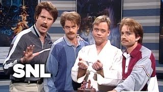 Shop at Home Network: Mark Hamill for Sale - SNL