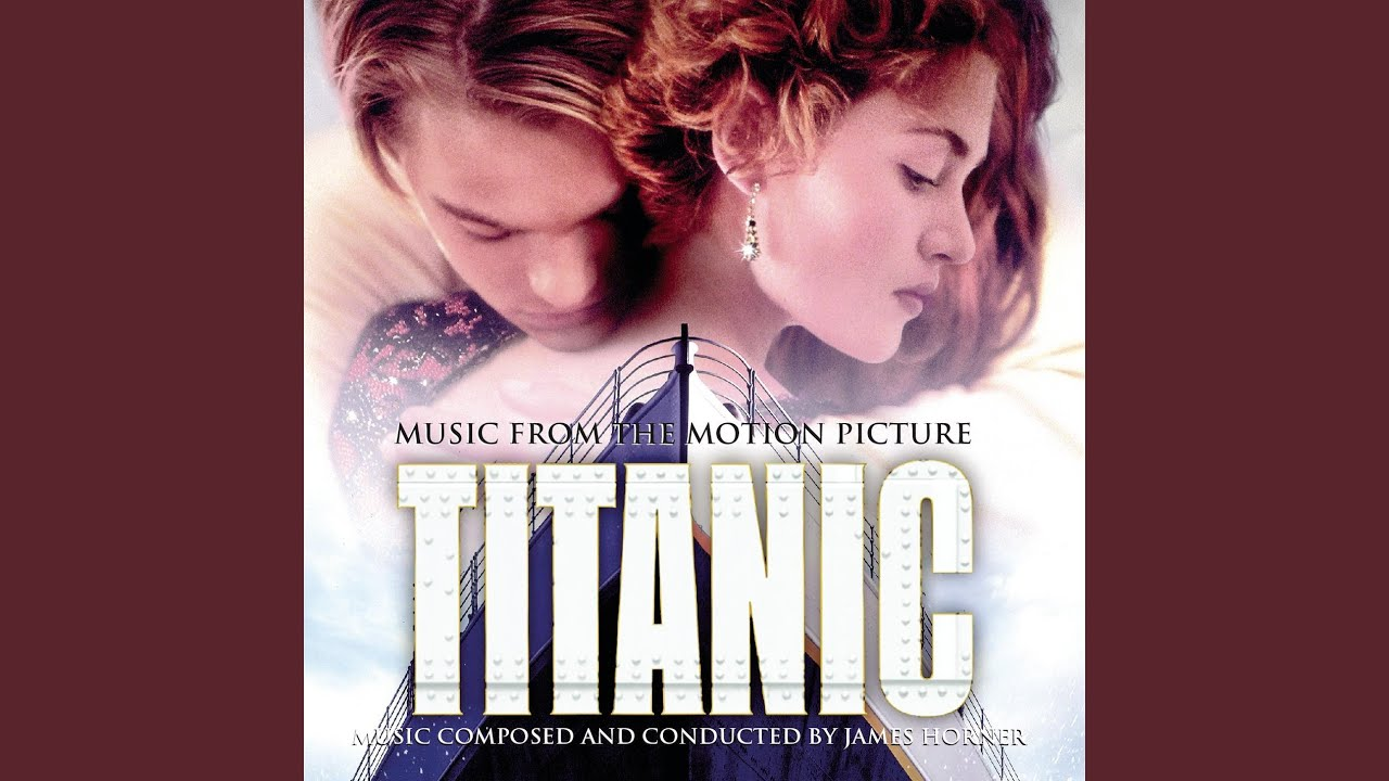 """James Horner & Céline Dion - My Heart Will Go On (Love Theme from """"Titanic"""")"""