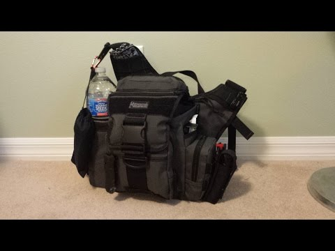 The Perfect 10-20 mile Urban Get Home/ Bug Out Bag in the Maxpedition Jumbo Versapack