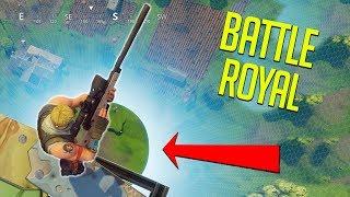 Breaking Battle Royal! [Fortnite]