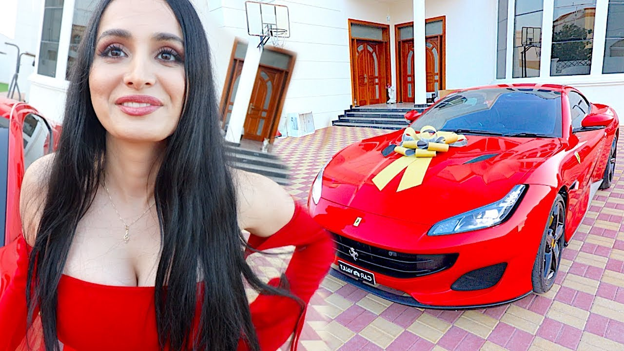 VALENTINES DAY SURPRISE IN DUBAI ...