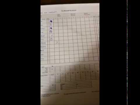 Softball Score Keeping - Niagara Rec Sports