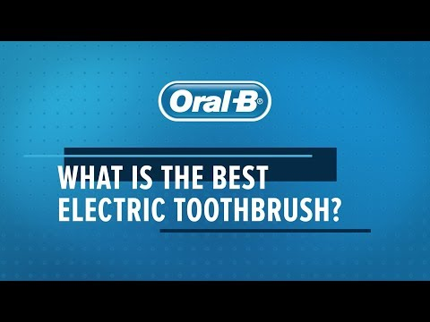 What is the Best Electric Toothbrush?   Oral-B