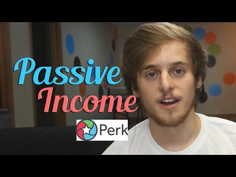 Perk for iOS/Android and PC: How to Passively Make Money Online