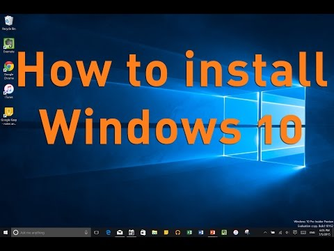 How to clean install Windows 10 walkthrough