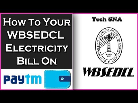 How To Pay Your WBSEDCL Electricity Bill on Paytm Apps- Tech SNA
