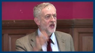 Socialism DOES Work   Jeremy Corbyn   Oxford Union
