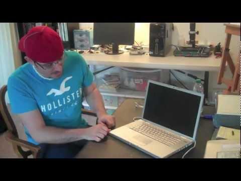 MacBook Pro BGA Rework Repair nVidia Black Screen Fix (Short Version)
