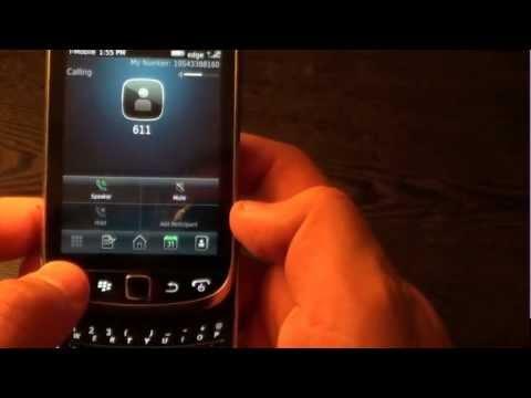 Unlock Blackberry Torch 9800 9810 AT&T T-Mobile Verizon