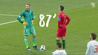 12 Last Minute Free Kicks We See in Football